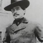 Rudolf Laban w kapeluszu